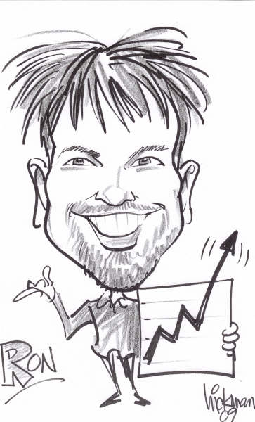 Cartoon of Ron